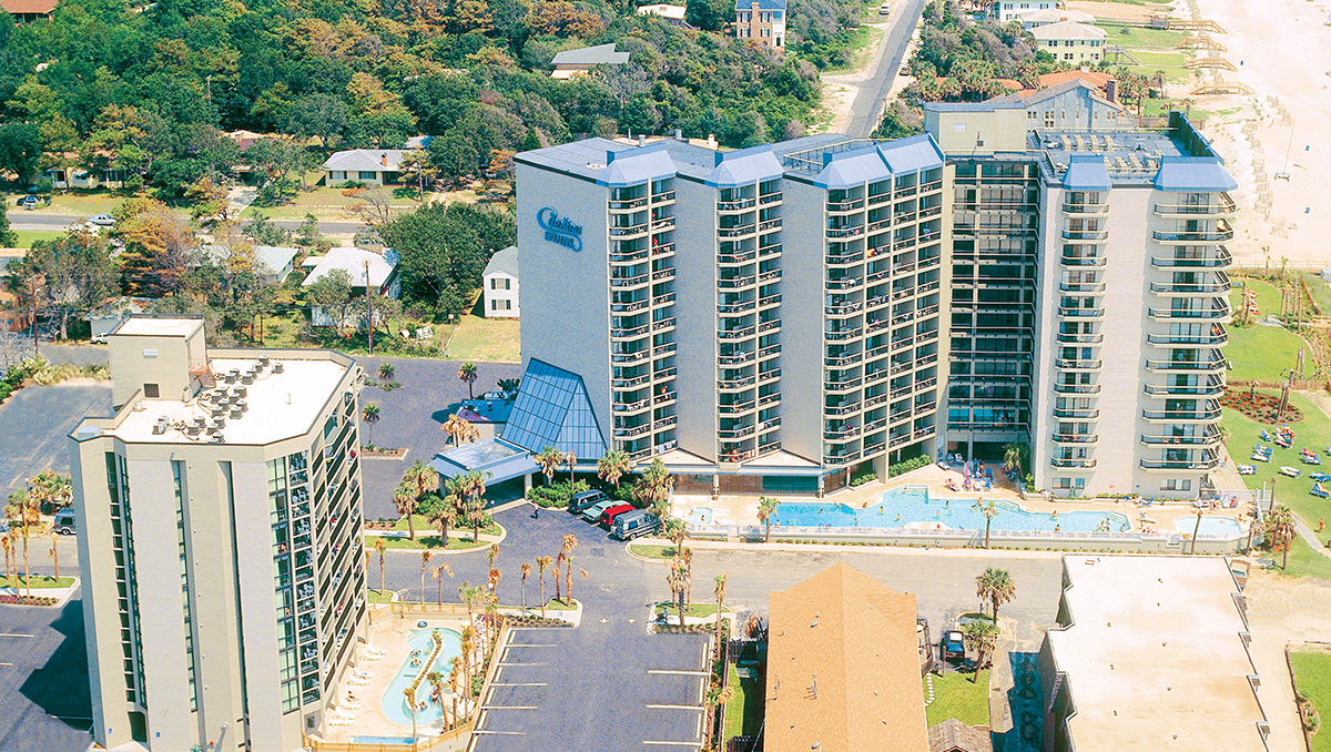 Aerial of Carolina Winds Myrtle Beach
