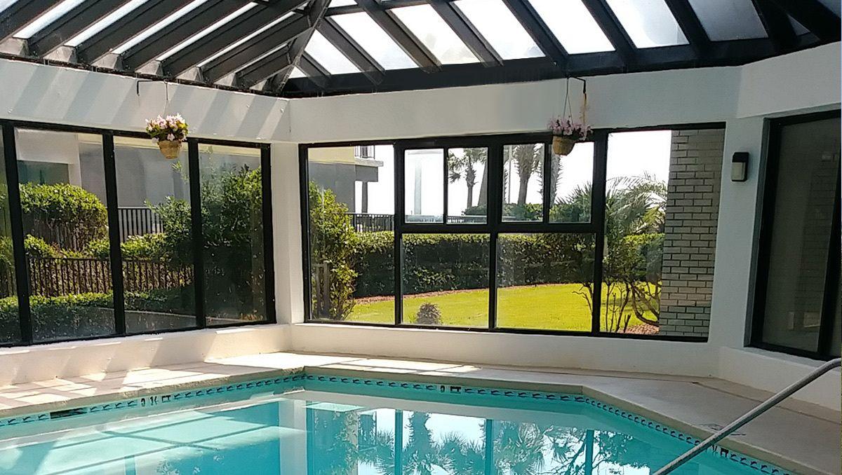 Indoor Pool Myrtle Beach Hotel