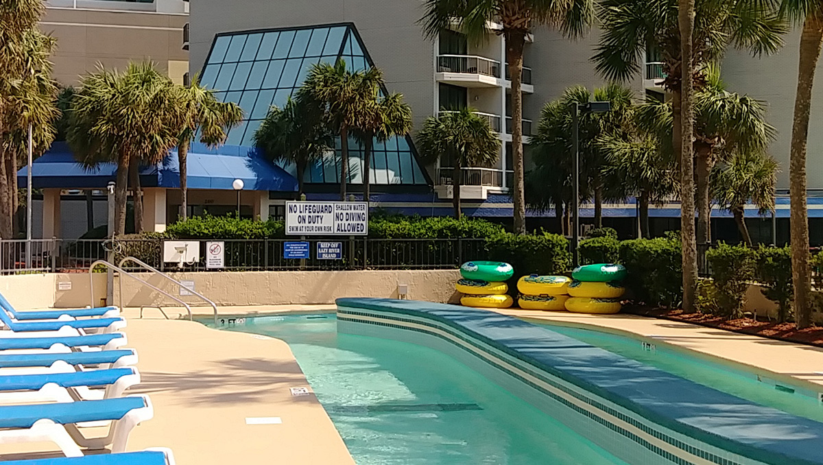 Refreshing Lazy River Myrtle Beach